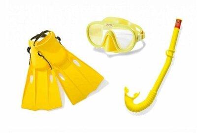 Intex Набор 3в1 для плавания от 8 лет