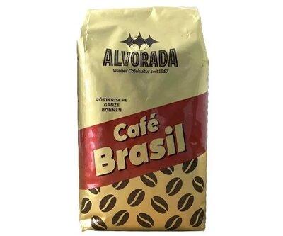 Кофе зерновой Alvorada Brasil 1 кг