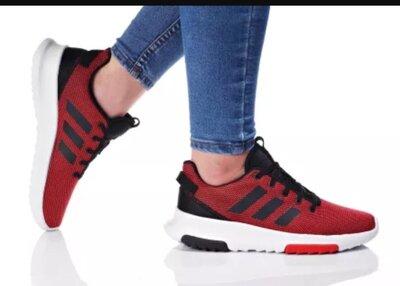Кроссовки оригинал Adidas cloudfoam размер 38-24 см.