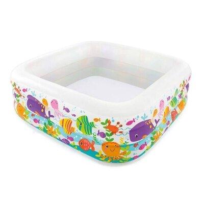 Продано: Intex 57471 Голубая лагуна бассейн детский надувной бассейн