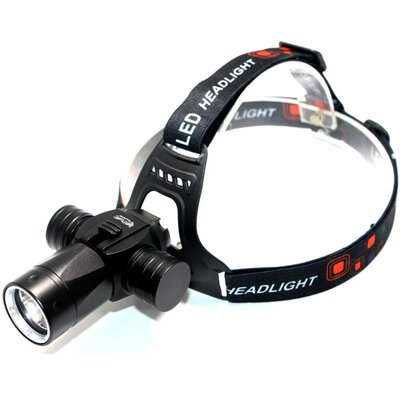 Налобный подводный фонарь Police 8755 L2
