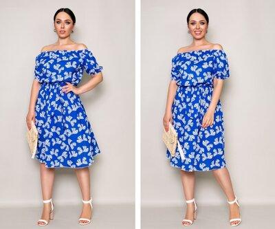 Продано: Лёгкое воздушное платье