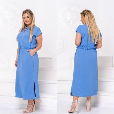 Распродажа платье батал