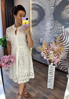 Настоящий Шедевр Высокой Моды, Завораживающе Красивое Платье Прита