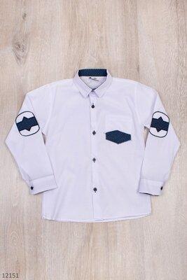Рубашка Для Мальчиков 7113