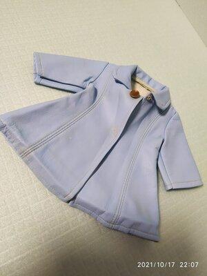 Продано: Пальто кукла