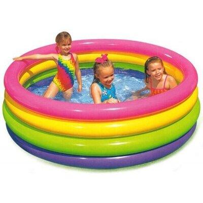 Продано: Бассейн детский надувной Intex 57412 NP