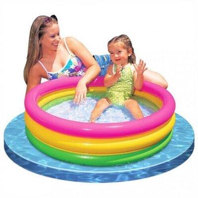 Продано: Бассейн детский надувной Intex 57107