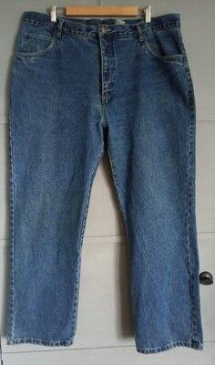 Мужские джинсы большого размера. добротные джинсы. Рабочие джинсы
