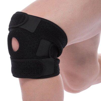 Наколенник ортез коленного сустава с открытой коленной чашечкой Mute 9050 регулируемый размер