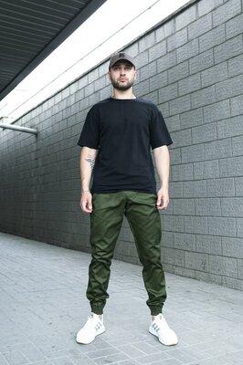 Стильные мужские штаны - карго отличного качества