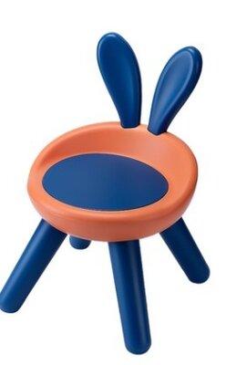 Продано: Детский стульчик на антискользящих ножках синий
