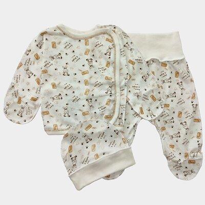 Ясельный комплект для новорожденного в роддом