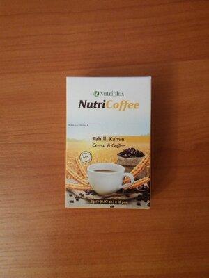 -60% Растворимый напиток NutriCoffee farmasi нутрикофе фармаси фармасі