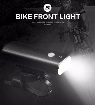 Продано: Фонарь аккумуляторный на велосипед Фара велосипедная метал T6