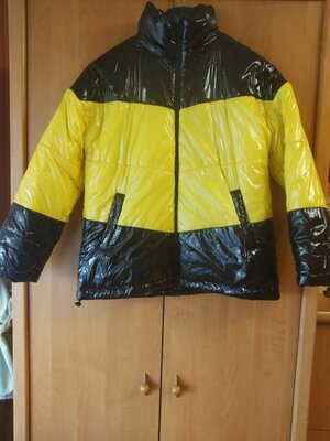 Яркая деми куртка Тм Barbarris