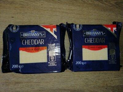 Сыр Чеддер 200 грамм