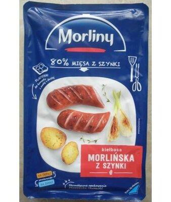 Колбаса Morlinska z szynki 500гр