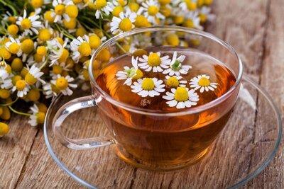 Чай ромашковый с липой. Вес 25 грамм