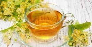 Чай липовый с бузиной цветки . Вес 25 грамм