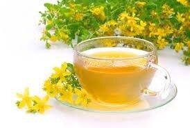 Чай липовый со зверобоем. Вес 25 грамм