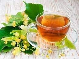 Чай липовый с мелиссой. Вес 25 грамм
