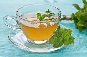 Чай липовый с мятой. Вес 25 грамм
