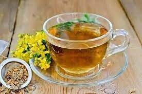 Чай липовый с чабрецом. Вес 25 грамм