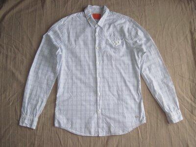 Scotch & Soda L/M рубашка мужская