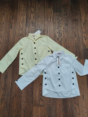 Шикарная рубашка для девочек