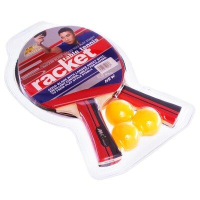 Набор для настольного тенниса MK 0206 2 ракетки 3 мяча