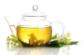 Чай мятный с цветами бузины. Вес 25 грамм