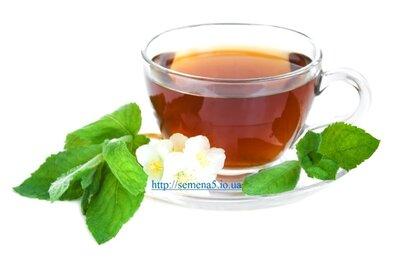Чай мятный с жасмином. Вес - 25 грамм