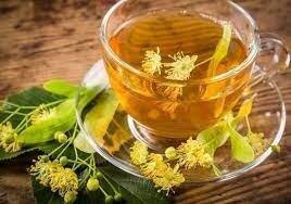 Чай мятный с липой. Вес 25 грамм