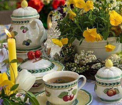 Чай мятный с зверобоем. Вес 25 грамм