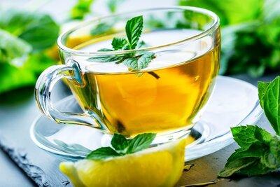 Чай чабрец с мятой. Вес 25 грамм