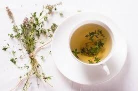 Чай чабрец с душицей. Вес 25 грамм