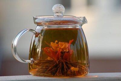 Чай чабрец с лепестками роз. Вес 25 грамм