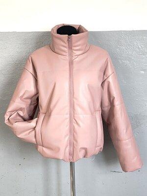 Куртка екошкіра куртка екокожа 42 52