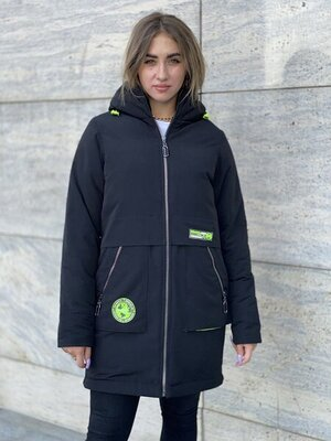 Парка куртка деми куртка еврозима батал 46-54