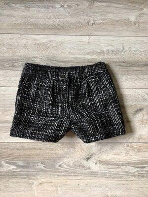 Продано: Теплые шорты Natmeg 7-8лет