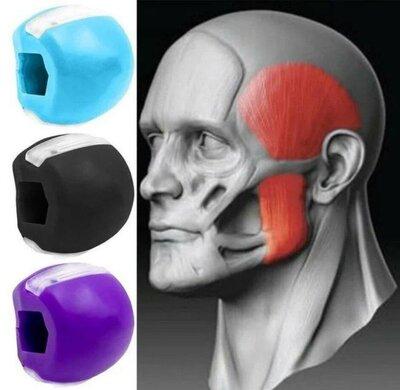 Тренажер для скул, челюсти | Эспандер для лица