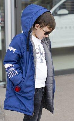 куртка осень, куртка подросток, куртка 2021, двухсторонняя куртка