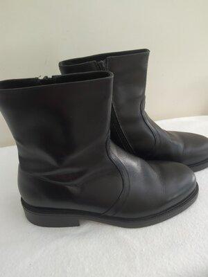 Продано: Чоловічі черевики-ботінки на мєху 43 р