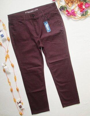 Суперовые стрейчевые джинсы бойфренд M&S