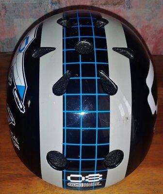 Детский защитный шлем Starfighter