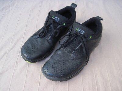 X10D One 44 кожаные кроссовки мужские