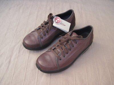 Продано: MBT Nafasi 2 lace up 41 кожаные кроссовки