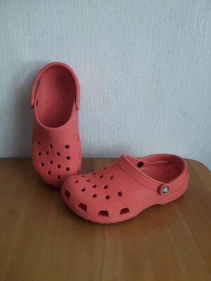 Crocs 7 9 оригинал Италия стелька 26 см