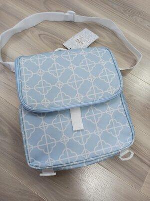 Пляжная термо сумка, для пикника, для моря Primark25,5х19х32